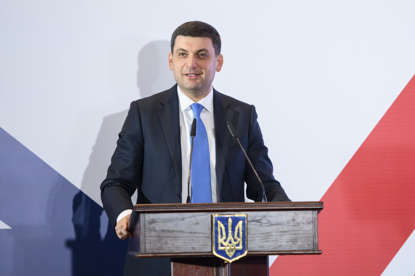 Congratulation by the Prime Minister of Ukraine Volodymyr Groysman on the International Day for Monuments and Sites