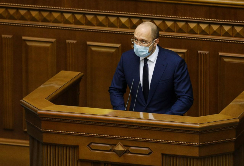 Prime Minister presented initiatives to support people and business at the Verkhovna Rada session