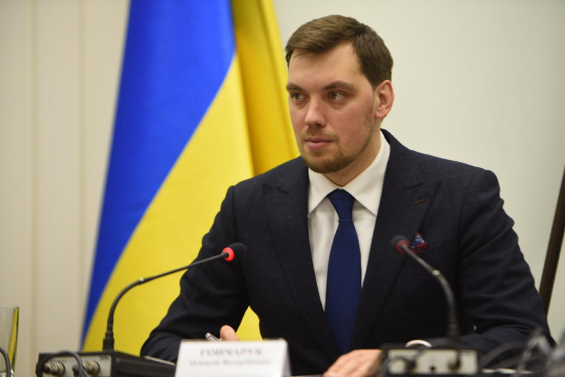 Oleksiy Honcharuk congratulated agricultural workers on their professional holiday