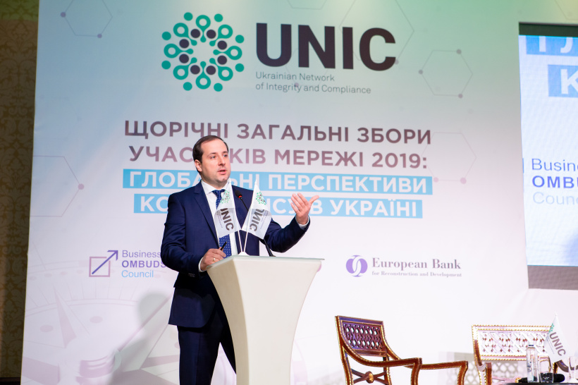 Olexandr Saienko: A responsible and transparent entrepreneur is the best partner of the state to ensure economic development