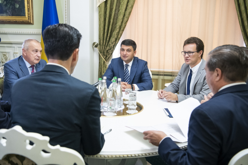Strong democracy should become a weapon for Ukraine, says President of the International Republican Institute at a meeting with Prime Minister