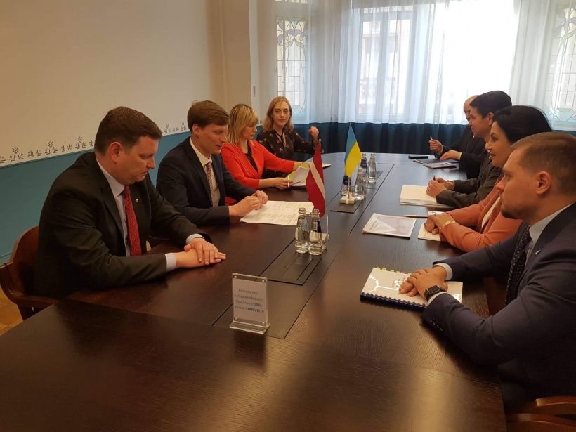 Investment and Development Agency of Latvia to resume its activities in Ukraine