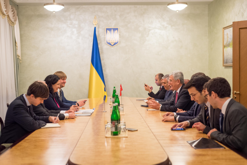 Ukraine seeks to strengthen strategic partnership with Turkey, claims Ivanna Klympush-Tsintsadze