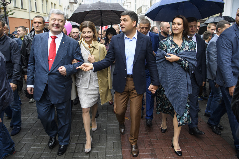 Prime Minister at the Day of Vinnytsia: The respect of authorities for the people entailed success of the city