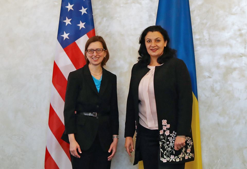 The United States is ready to further support Ukraine in strengthening  navy and reform of the defense industry, says Deputy Assistant Secretary of Defense Laura Cooper