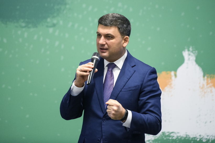 Utility and efficient energy consumption tariffs are within range of responsibilities of local authorities, pledges Volodymyr Groysman