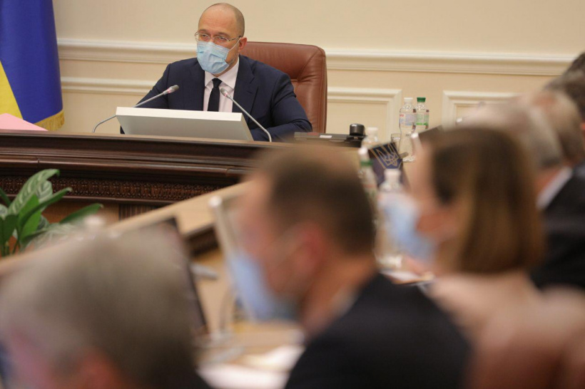 Denys Shmyhal counts on faster consideration by the Verkhovna Rada of bills on soft loans for SMEs