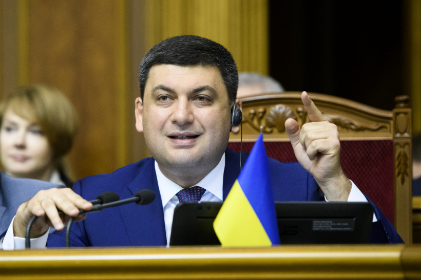 Government is exploring leveraging of resources to state-run mines, says Volodymyr Groysman