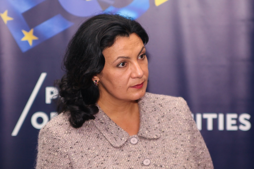 Dnipropetrovsk region demonstrates successful example of European integration processes in many sectors, says Ivanna Klympush-Tsintsadze