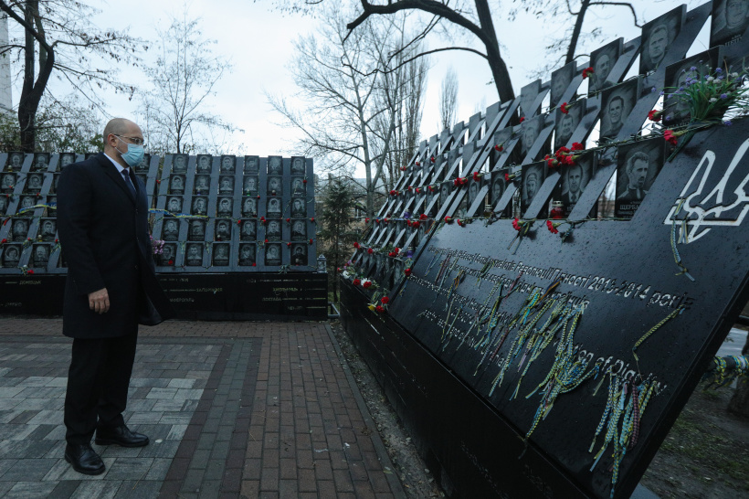 Prime Minister paid tribute to the Heavenly Hundred Heroes
