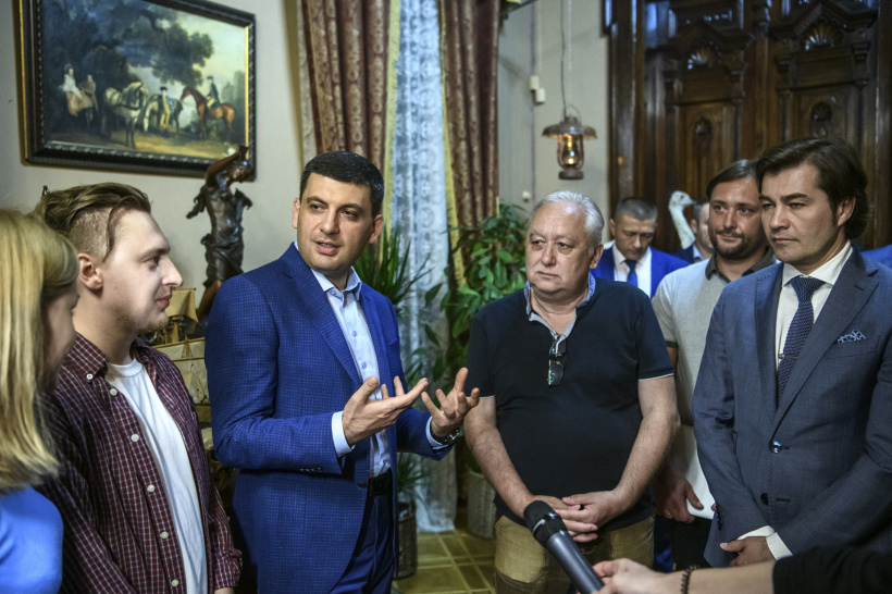 76 Ukrainian films have already been produced, 72 are at the stage of production, says the Head of Government