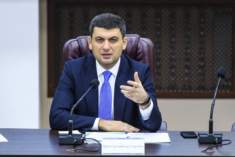 Volodymyr Groysman: Ukraine's economy is balanced, though we need external support to pay off previously accumulated debts