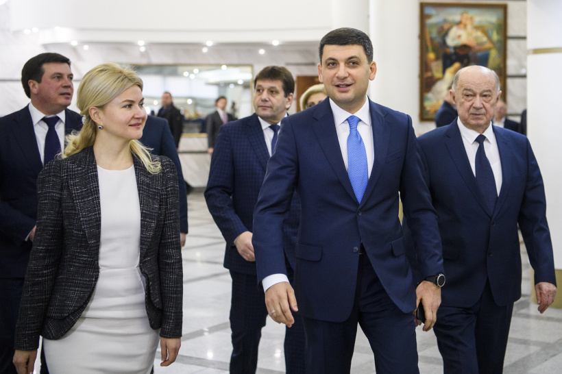 The decentralization reform consolidated the country and became a meaningful alternative to federalization, assures Volodymyr Groysman