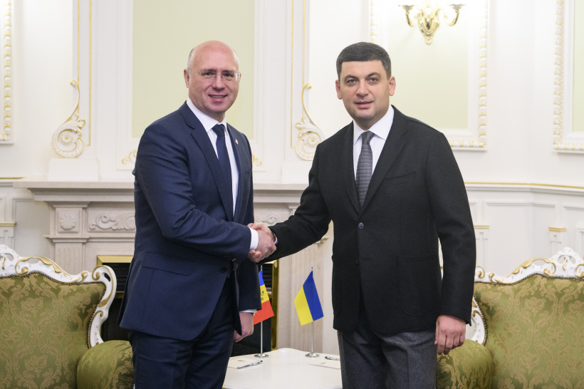 Ukraine and Moldova praise progress in implementation of the road map for cooperation – a meeting of the Prime Ministers
