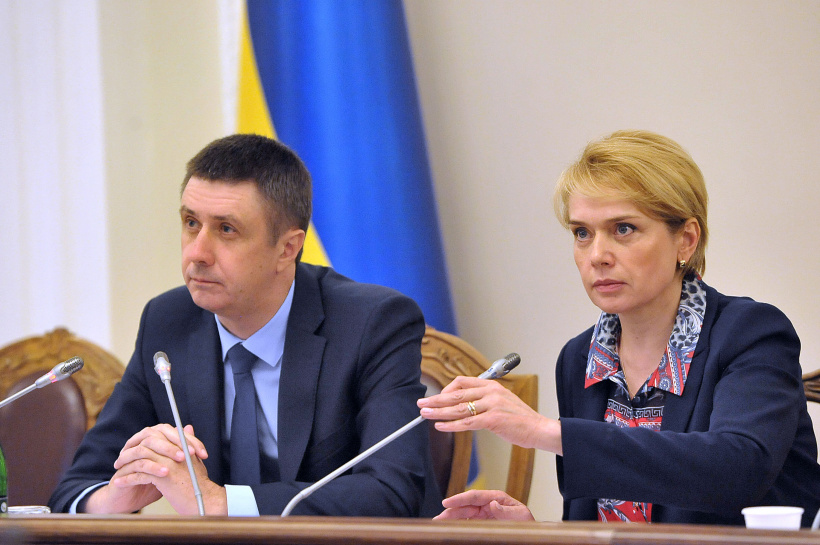 Vyacheslav Kyrylenko: Government controls preparations for the launch of the New Ukrainian School