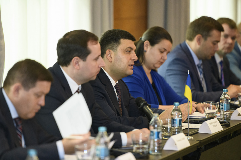 Business environment will be competitive in Ukraine - Prime Minister at a meeting with Danish business community