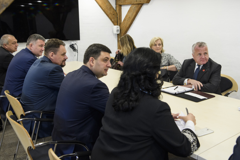 Donald Trump Administration considers support for the Government of Ukraine an important point on the agenda - Deputy Secretary of State at the meeting with the Prime Minister