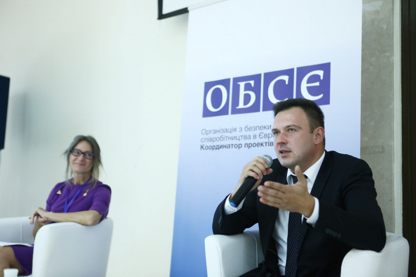 Volodymyr Bondarenko to the participants of the National Forum of Civil Servants on Public Relations: We all are committed to one target- the development of our country