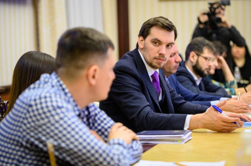 Oleksiy Honcharuk: In just two weeks, state-owned banks have already granted loans to the tune of UAH 27.1 million at 5%, 7% or 9% interest rate with another 2,500 applications in process