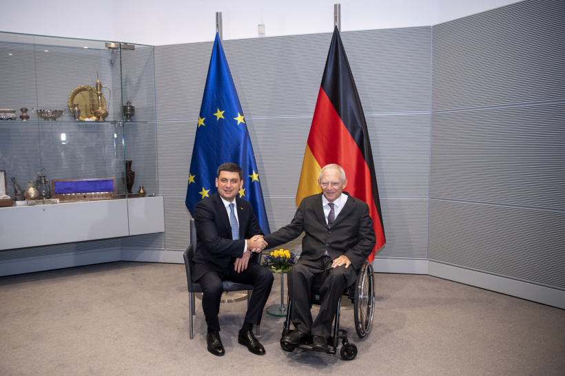 Germany commends progress of reforms in Ukraine and is ready to continue to support Kyiv at the parliamentary level – a meeting of Prime Minister with President of the Bundestag