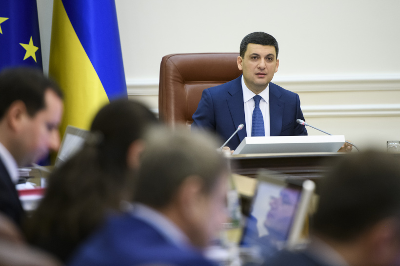 Prime Minister assures campaign against the leadership of  Healthcare Ministry is an attempt to push Ukraine again to the edge of a precipice