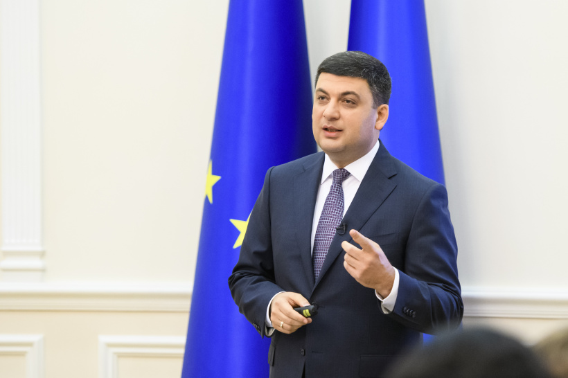 Prime Minister urged Parliament to consolidate and adopt decisions on the launch of Anticorruption Сourt