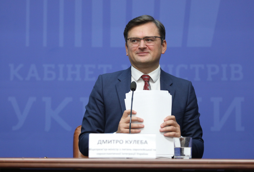 Dmytro Kuleba: Eurointegration offices will be opened in the regions of Ukraine