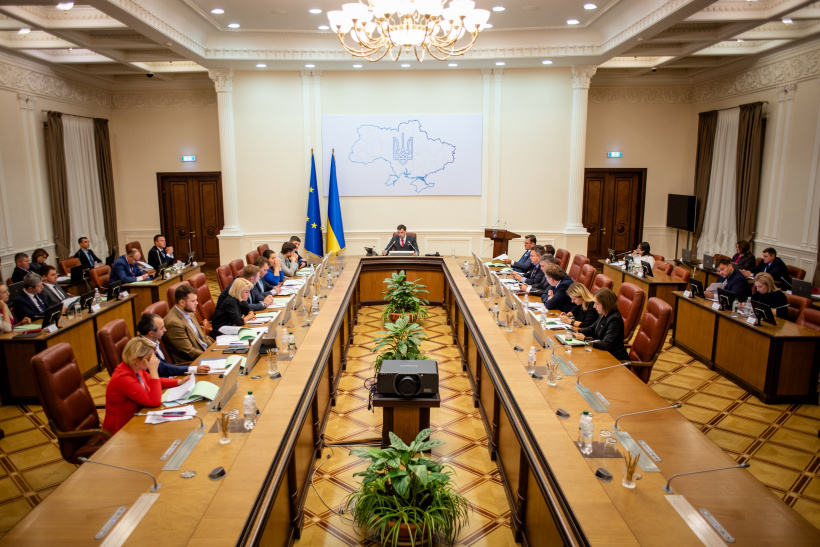 Cabinet of Ministers, at its session, adopts a number of critical decisions