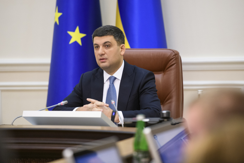 We have to mobilize the world and return our sailors and political prisoners home, says Volodymyr Groysman