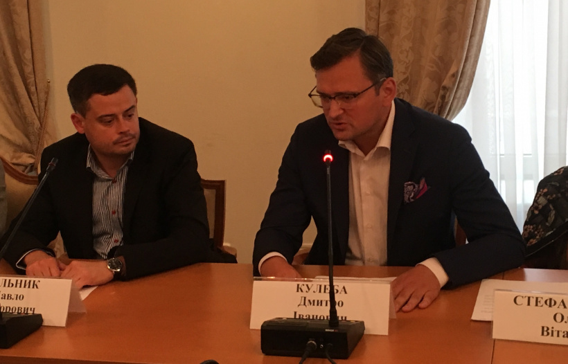 Government is committed to cooperate closely with Parliament to ensure adoption of Eurointegration laws, as a matter of priority, pledges Dmytro Kuleba