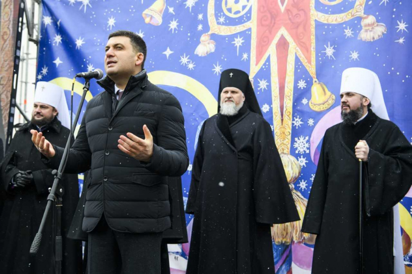 The bedrock of our actions is strong spirituality, says Prime Minister in Vinnytsia