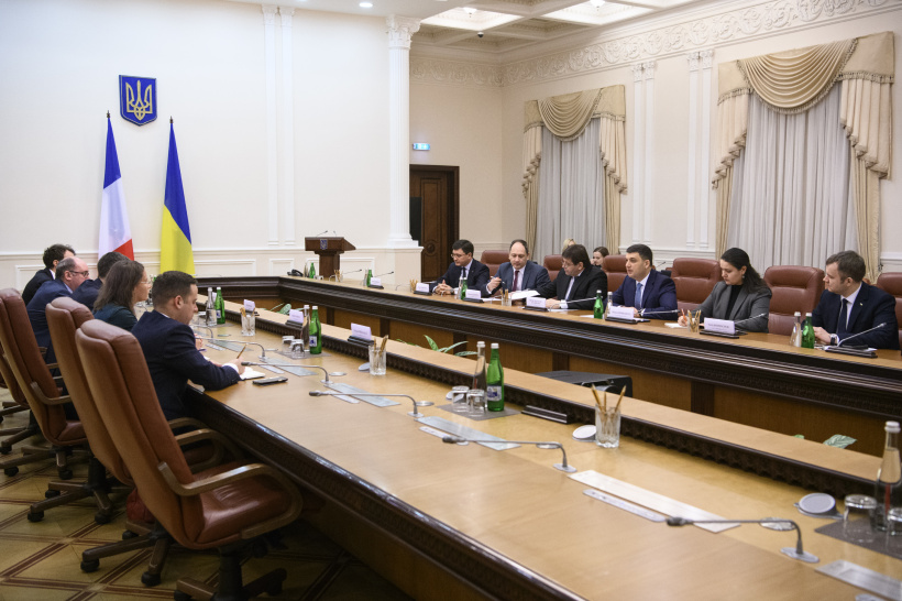 Ukraine and France engage in implementation of project to upgrade water supply system of Mariupol