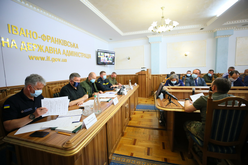 State Commission on technogenic and environmental safety and emergencies chaired by Prime Minister approves a set of measures to overcome consequences of natural disaster in the western regions of Ukraine