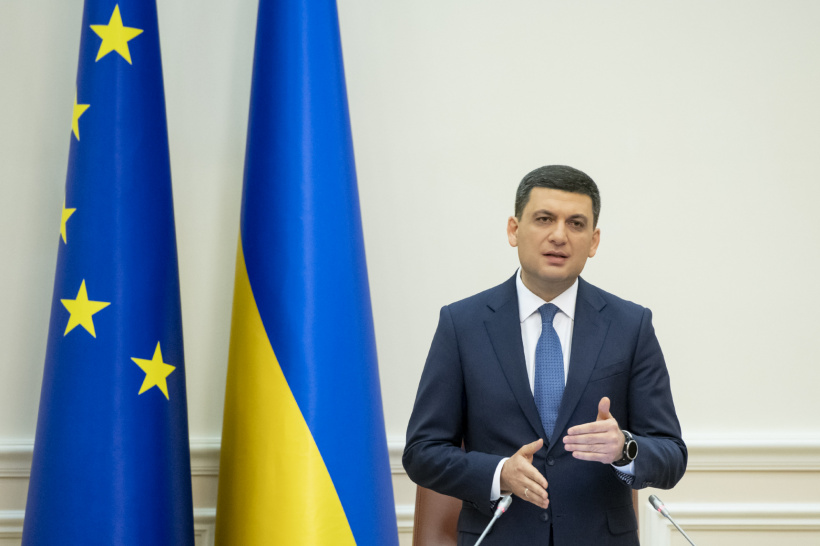 Minimum wage in Ukraine has tripled over the past three years, says Volodymyr Groysman