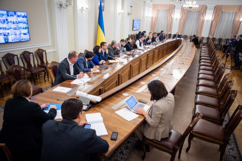 Prime Minister: Ukrainian citizens must obtain full access to guaranteed by the State medical services within the framework of the second stage of the reform