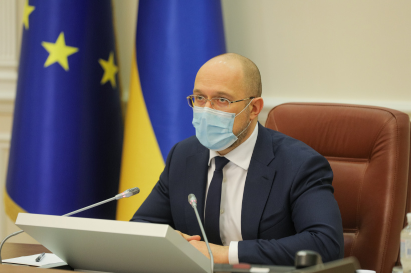 Denys Shmyhal: Launch of pilot irrigation projects in three regions of Ukraine is the main objective of the Government this year in the direction of irrigation infrastructure development