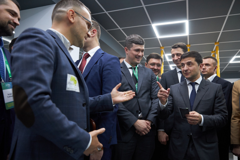 First Startup Development Centre in Eastern Ukraine is opened in Mariupol
