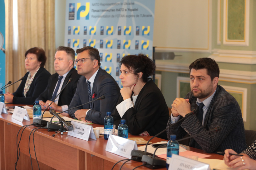 Women and men in Ukraine should enjoy equal rights and opportunities, says Dmytro Kuleba at a meeting on gender policy issues