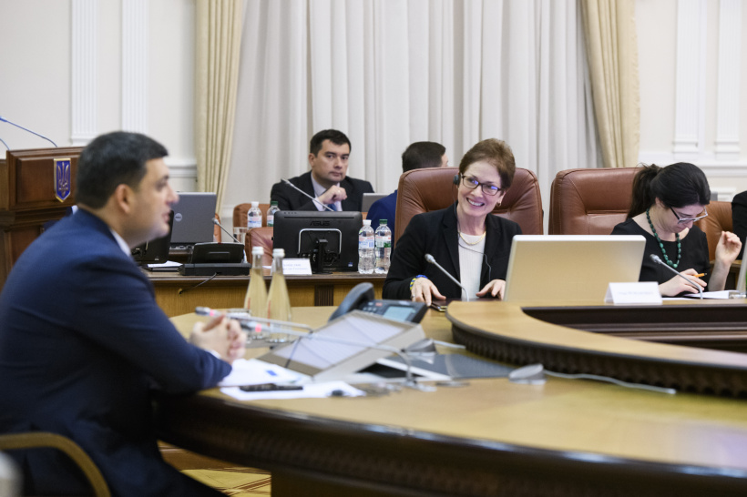 Volodymyr Groysman: Coordination Council for reforms in energy sector kicks off