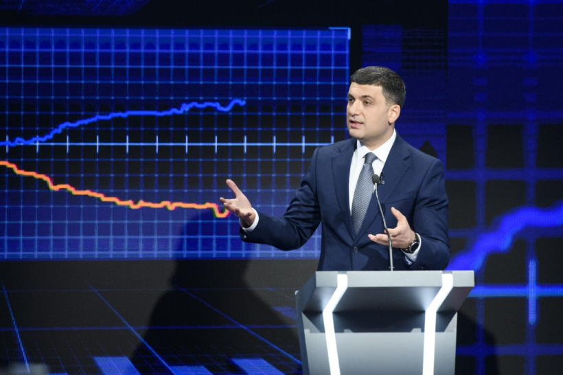 Volodymyr Groysman assures current Ukraine requires more the ability to provide new approaches to solving problems within the State than new personalities