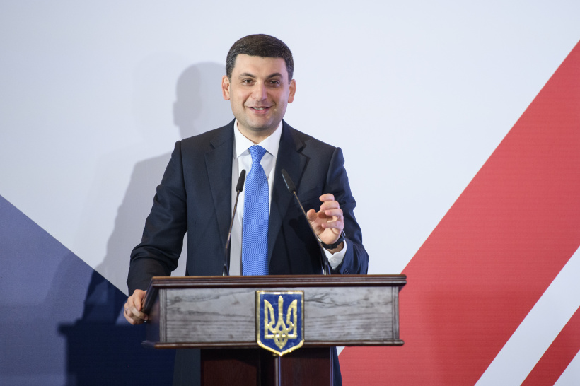 Volodymyr Groysman: Business plays pivotal role in developing the state and shaping important decisions