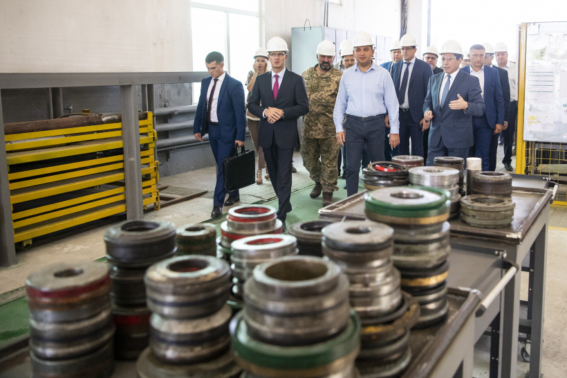 Reduction of energy import, increase of domestic production and modernization of power capacities seek to increase energy independence of Ukraine, says Prime Minister