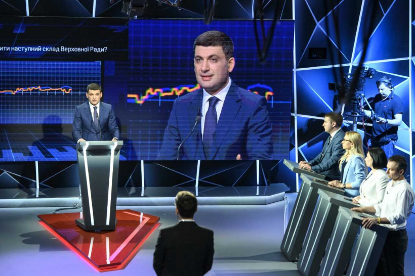 Volodymyr Groysman: For me, the stability within the country is of the highest value, and I will never cling to positions