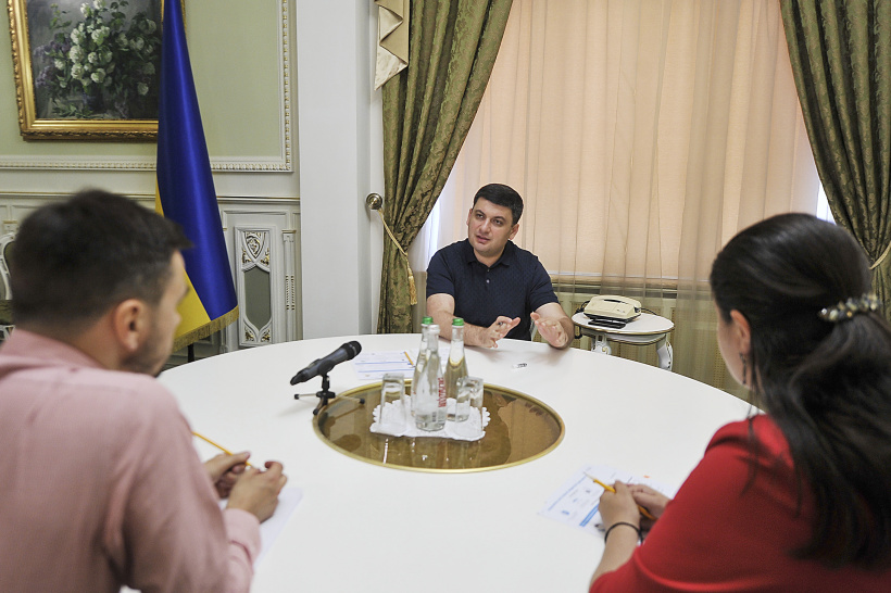 Healthcare reform leads to a significant increase in wages of PCPs, assures Volodymyr Groysman