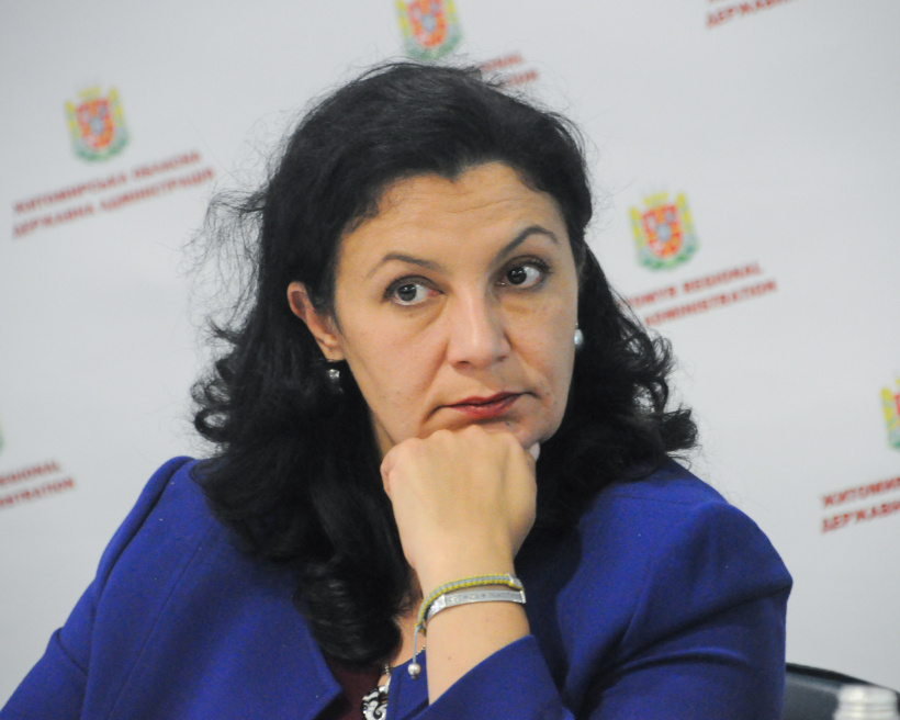 The main principle of implementing the principles of gender equality in the country is to take into account the specifics of each region, says Ivanna Klympush-Tsintsadze in Zhytomyr
