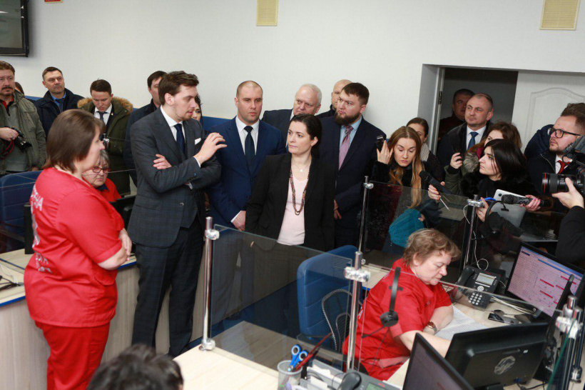 Modern dispatcher service in Poltava region is a successful example of medical reform