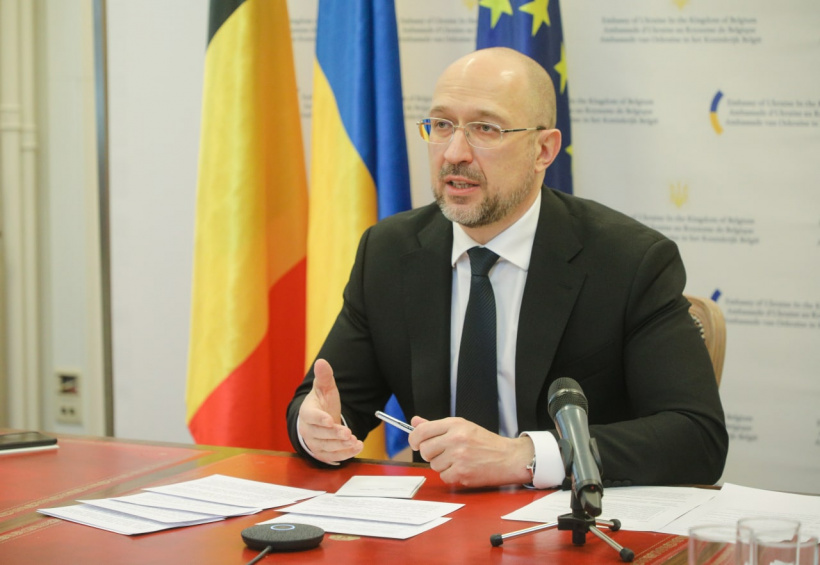 Prime Minister met with heads of Ukrainian NGOs in Belgium and Luxembourg