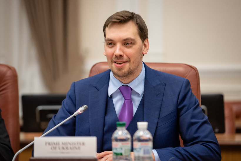 Oleksiy Honcharuk: Construction of a bridge in Zaporizhia may start next year. An international tender has been announced