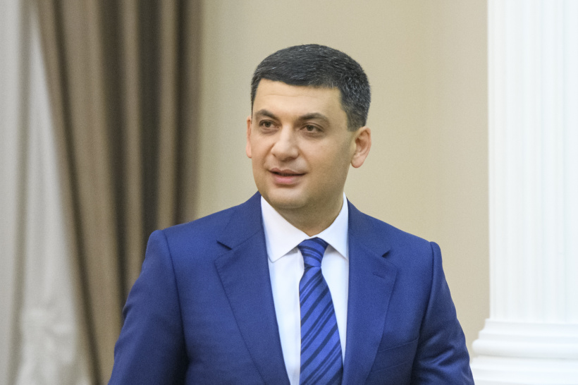 Volodymyr Groysman: Today Ukrainians are making their history - by their steps, thoughts and stance