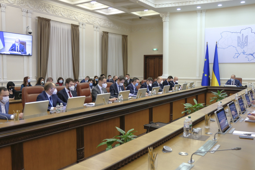 Government sets up Economic Development Council of Ukraine